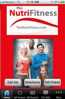 Screenshot of The NutriFitness