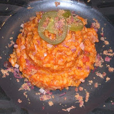 Mild-Mannered Spanish Rice