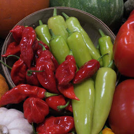 Peppers Etc by ChrisTina Shaskus - Food & Drink Fruits & Vegetables