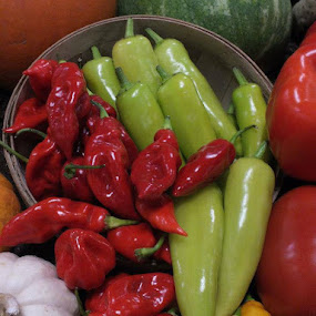 Peppers Etc by ChrisTina Shaskus - Food & Drink Fruits & Vegetables (  )