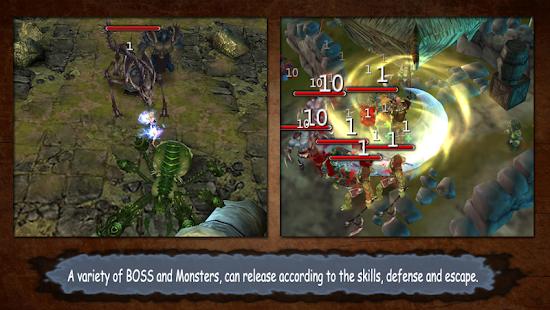 Battle Of The Saints I- screenshot thumbnail