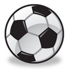 football game soccer juggle icon