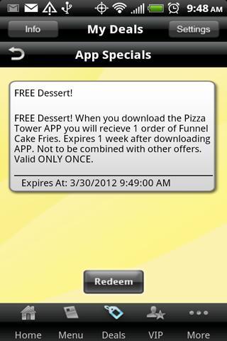 【免費商業App】Pizza Tower-APP點子