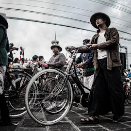Onthel Bicycles by Krisdian Isnu Wardana - Transportation Bicycles