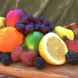 Fruit, fruit and more fruit. by Carolyn Kernan - Food & Drink Fruits & Vegetables (  )