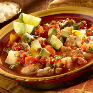 Chipotle Chicken Stew