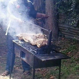 African barbeque by Reagan Muriuki - Food & Drink Meats & Cheeses