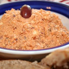 Greek Feta And Olive Spread