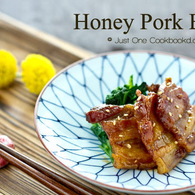 Honey Pork Belly