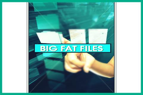 Big Fat Files - Find Big Files