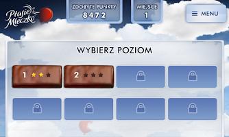 Screenshot of Ptasie Mleczko