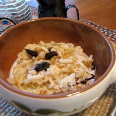 Easy, Overnight Muesli (Switzerland)