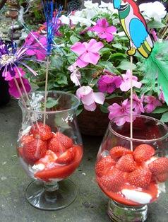 verrines fraises 2