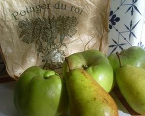 fruits potager roi