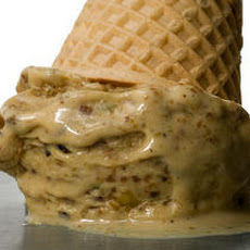 Roasted Pistachio Ice Cream Recipe