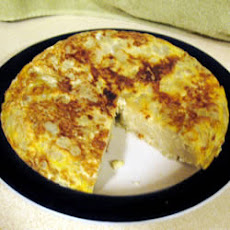 Tortilla de Patata (Spanish Tortilla)