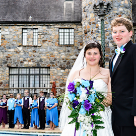 The bridal party by Diane Davis - Wedding Other