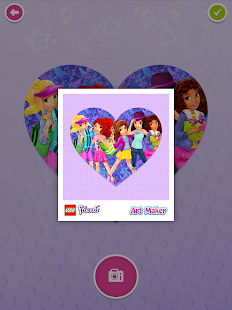 App LEGO® Friends Art Maker APK for Windows Phone