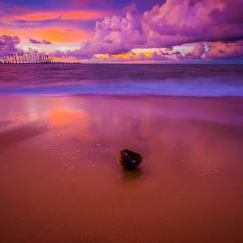 samudra indah by Zakie Abdullah - Landscapes Beaches