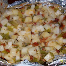 Hot off the Grill Potatoes