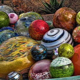 Chihuly by Lynne Parrish - Artistic Objects Glass