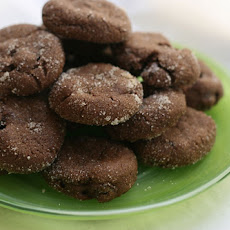 Aztec Chocolate Cookies