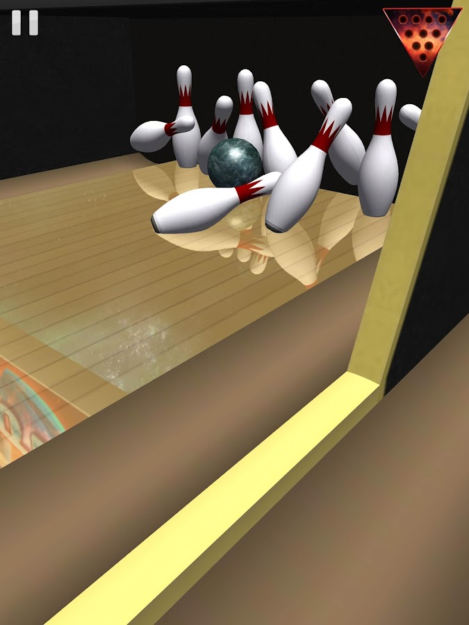 Galaxy Bowling ™ 3D Screenshot 17