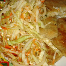 Curtido De Repollo - El Salvadorean Cabbage Salad