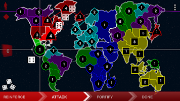 Screenshot of Border Siege [war & risk]