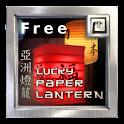 Lucky Paper Lantern - Free icon