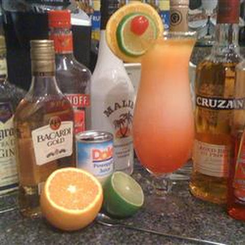 10 Best Vodka Rum Punch Recipes Yummly