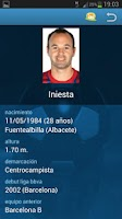 Screenshot of Guía Liga BBVA 2012-2013