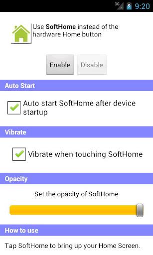 SoftHome