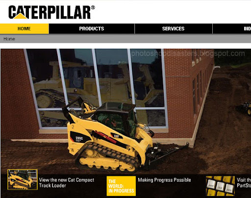 Caterpillar PSD