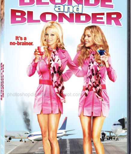 Blonde &#038; Blonder PSD