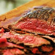 Quick and Easy Pan-Fried Flank Steak