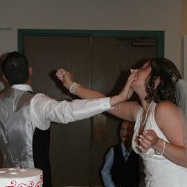 by Hannah Isenberg - Wedding Reception