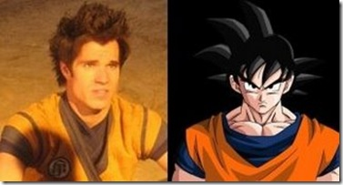 Dragonball-Goku
