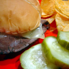 Easy Roast Beef Sandwiches