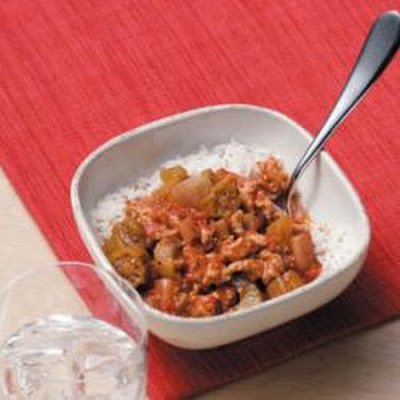 Ground Chicken Gumbo