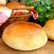 Honey Wheat Sandwich Rolls