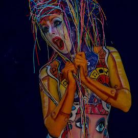 by Tatjana GR0B - People Body Art/Tattoos