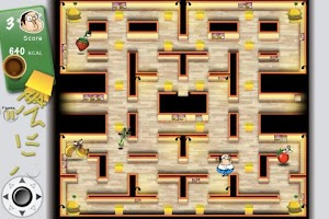 Screenshot of Fast Food Hero