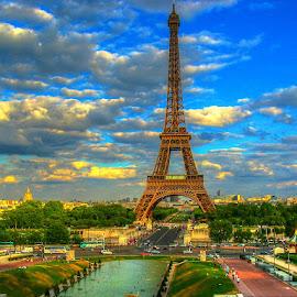Paris by Mihai Popa - Buildings & Architecture Statues & Monuments