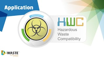 Screenshot of Hazardous Waste Compatibility