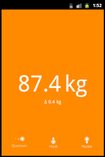Weight-Trend - screenshot