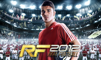 Screenshot of Real Football 2012