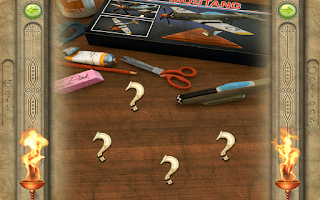 Screenshot of FlipPix Art - Model Plane
