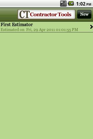 【免費商業App】Flooring Estimator-APP點子