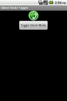 Screenshot of Silent Mode Toggle Lite